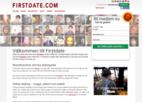 Firstdate.com Screenshot